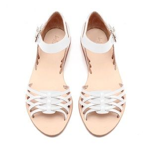 Loeffler Randall Evan huarache sandal